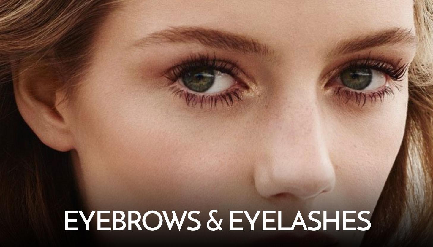 Eyebrows-&-eyelashes