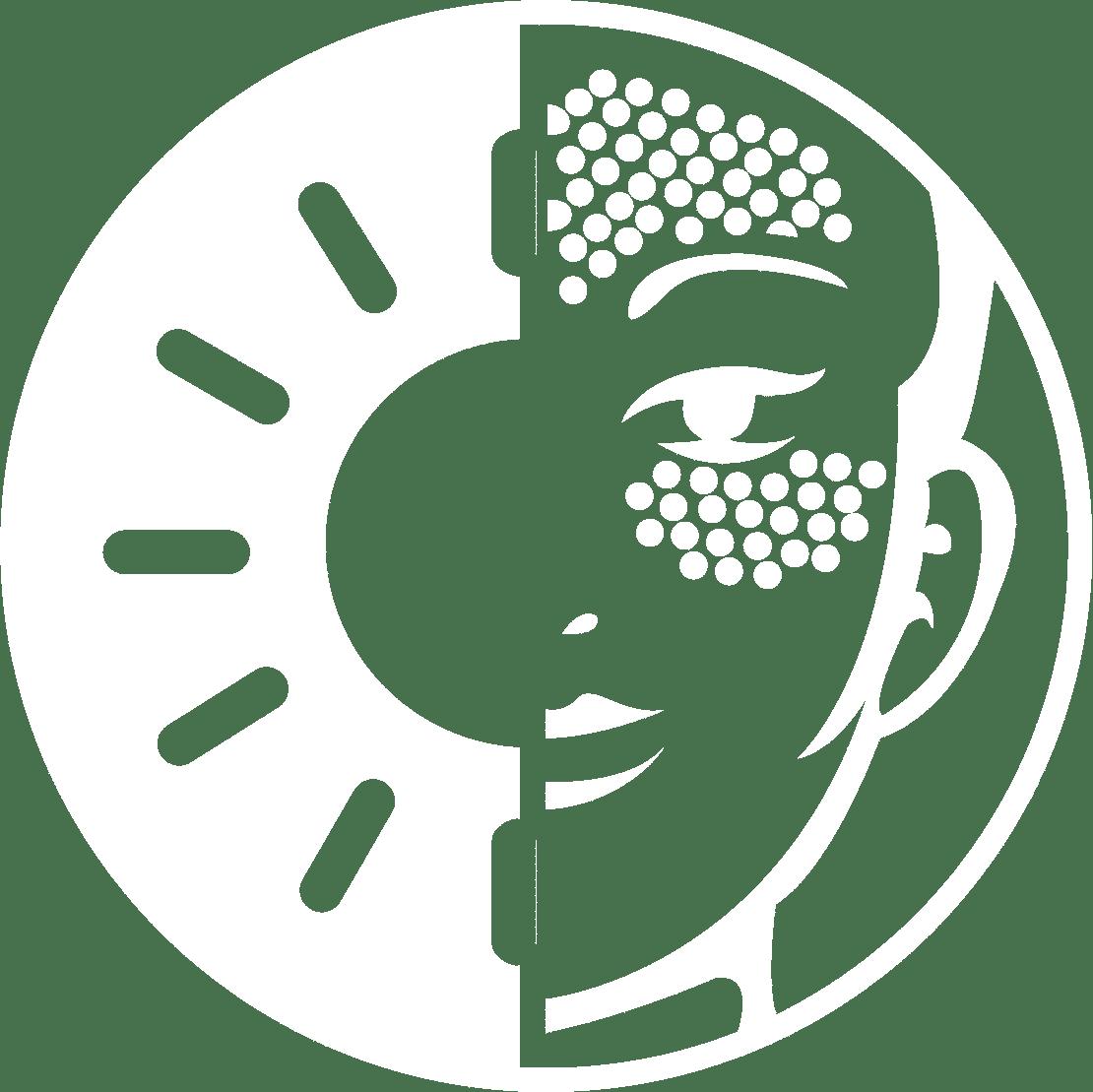 gezicht-zon